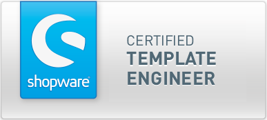 Shopware Certified Template Engineer Thüringen