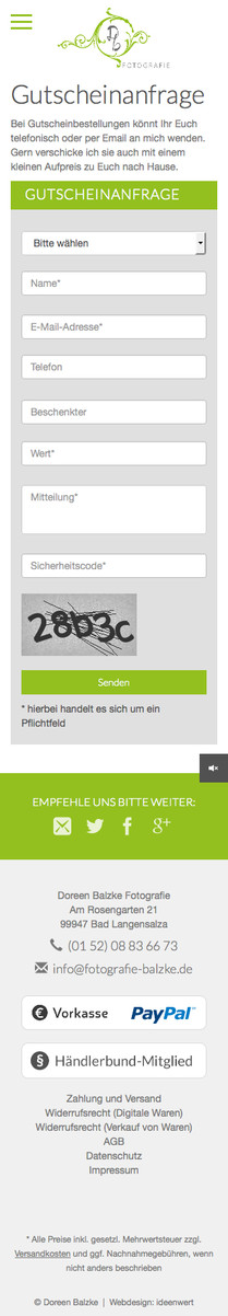 e384e1f303a293 Fotografie Shopware Onlineshop – Werbeagentur Thüringen